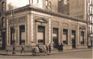 Provident's main branch building